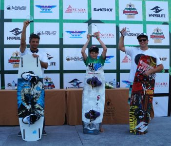 WWA Wakepark World Amateruer Obstacles champion