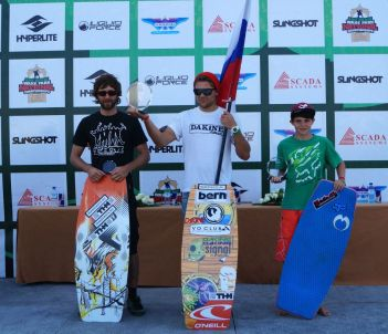 WWA Wakepark Worlds Amateur Wakeskate 2nd